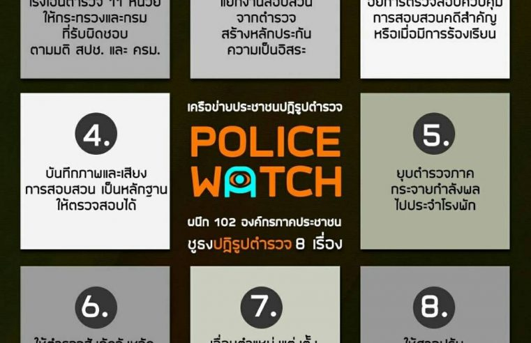 police wacth